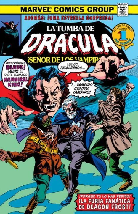 Biblioteca Drácula. La Tumba de Drácula 07 (de 10)