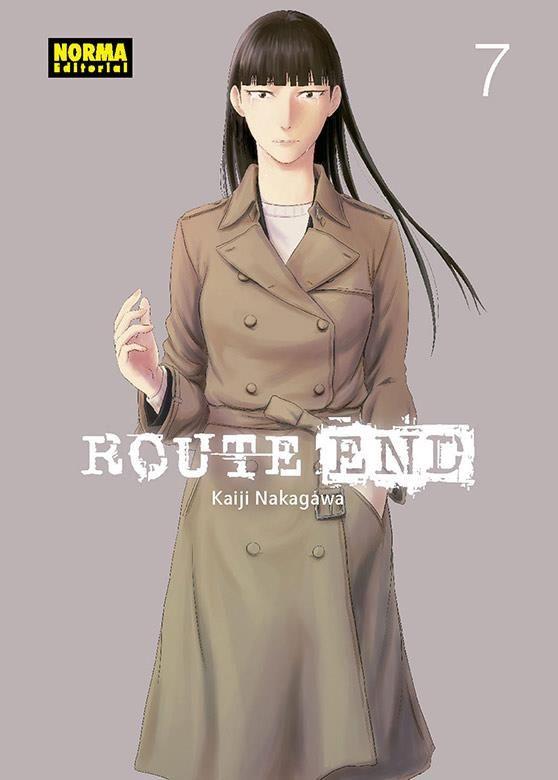ROUTE END 07 (DE 08)