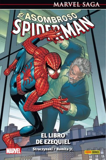 MARVEL SAGA. SPIDERMAN 05