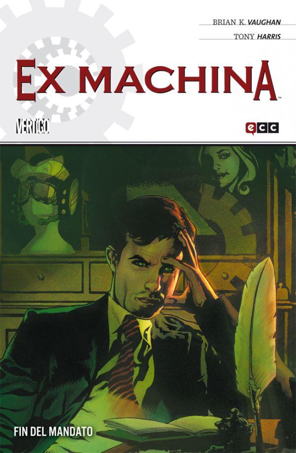 EX MACHINA 10 (ÚLTIMO NÚMERO)
