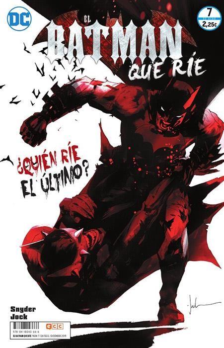 EL BATMAN QUE RÍE 07 (DE 08)