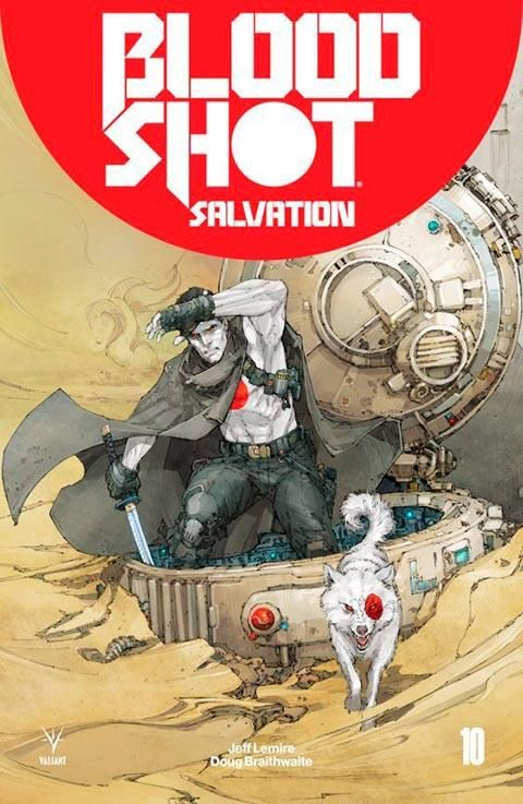 BLOODSHOT SALVATION 10