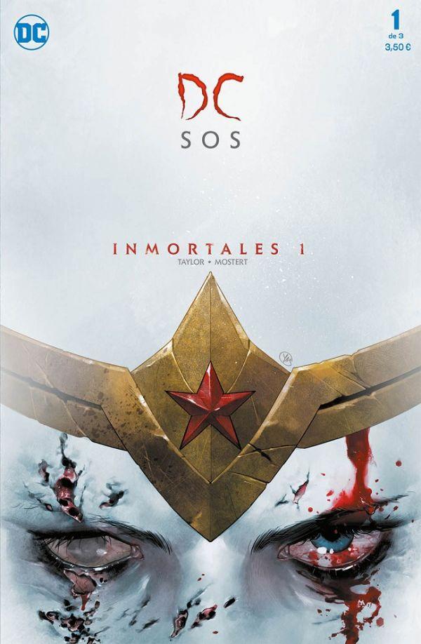 DCSOS INMORTALES 01 (DE 03)