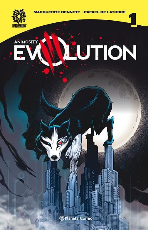 ANIMOSITY EVOLUTION 01