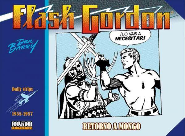 Flash Gordon. Retorno a Mongo 1955-1957