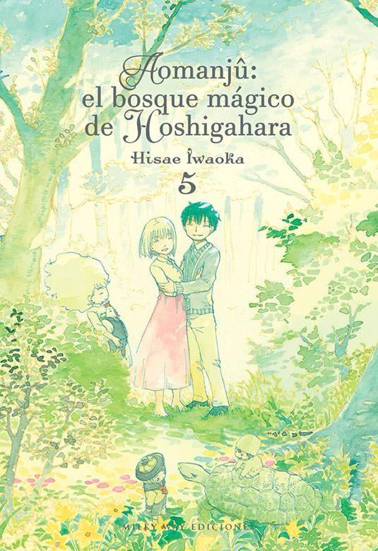 Aomanjû: el bosque mágico de Hoshigahara, Vol. 5