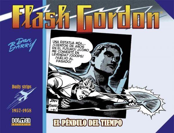 Flash Gordon. El péndulo del tiempo 1957-1958