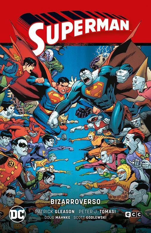 Superman vol. 08: Bizarroverso