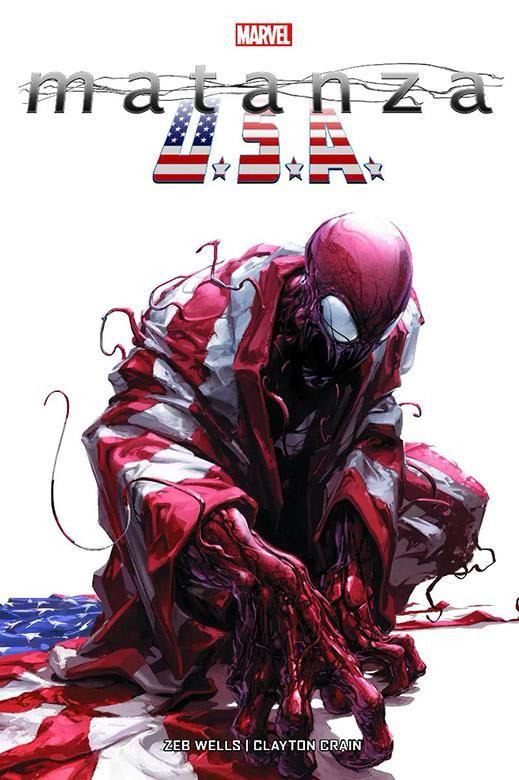 100% Marvel HC. Matanza USA (Cómic 100% Marvel)