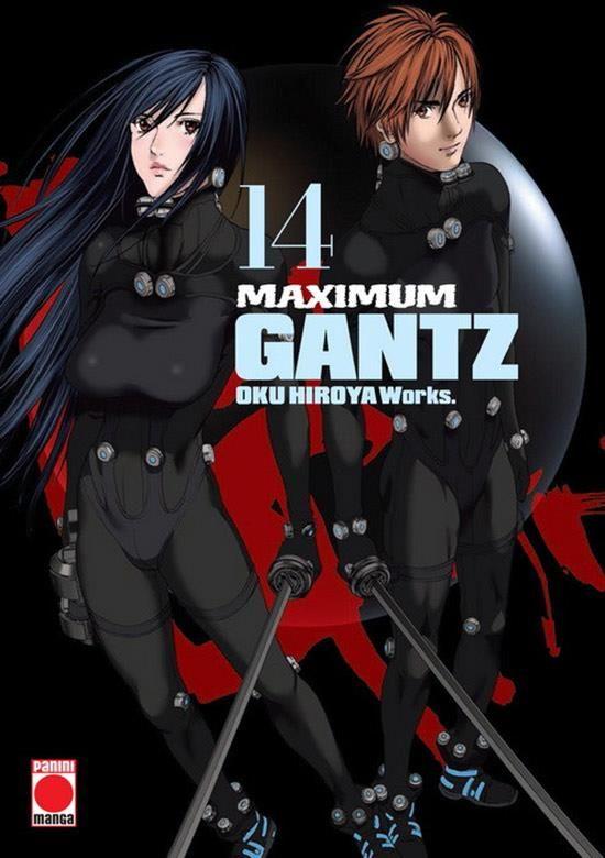 GANTZ MAXIMUM 14