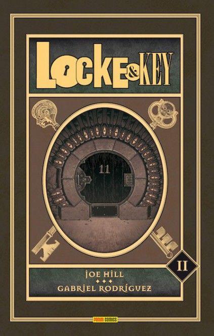LOCKE AND KEY 02 OMNIBUS