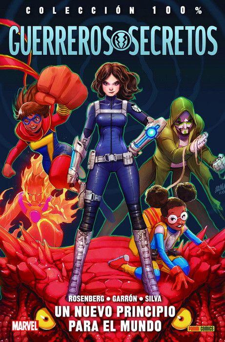 100% Marvel. Guerreros Secretos 01: Un nuevo principio para el mundo