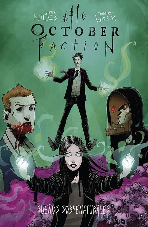 THE OCTOBER FACTION 05
