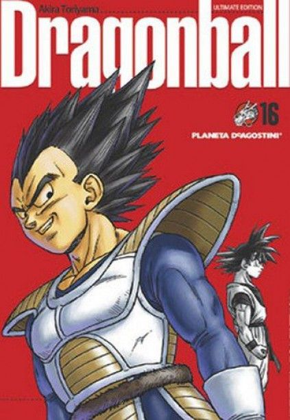 DRAGON BALL ULTIMATE EDITION 16