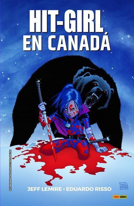 HIT-GIRL 02. EN CANADÁ