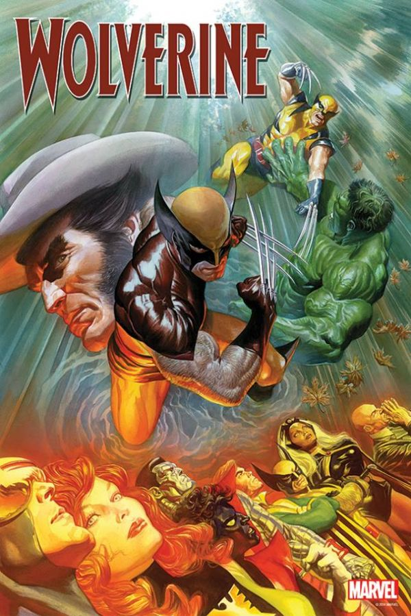 LOBEZNO POR ALEX ROSS