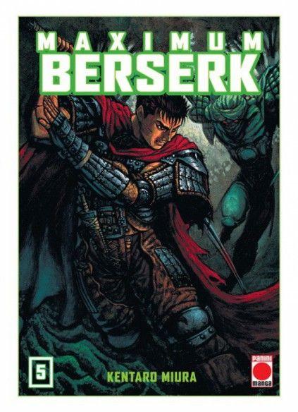 MAXIMUM BERSERK 05