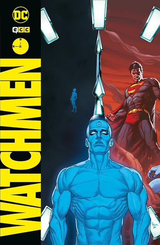 Coleccionable Watchmen 20 (de 20)