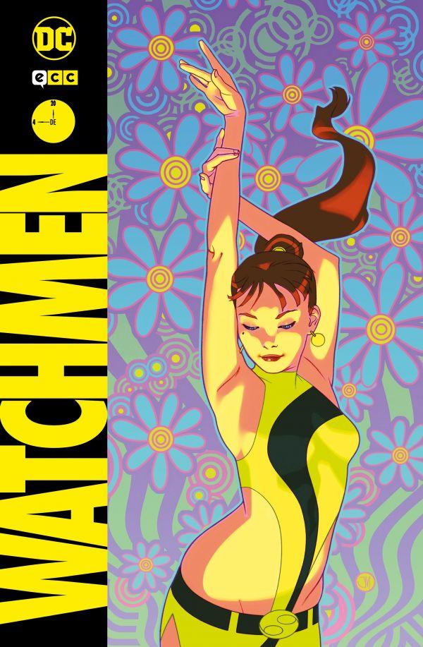 Coleccionable Watchmen núm. 04 (de 20)