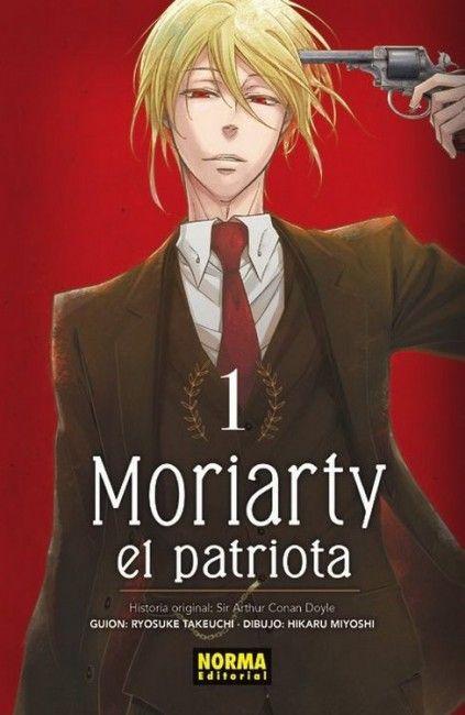 MORIARTY, EL PATRIOTA 01