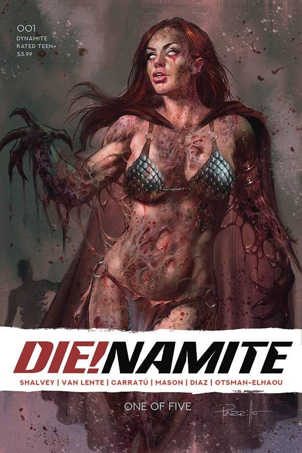 DIE!NAMITE #1 CVR A PARRILLO