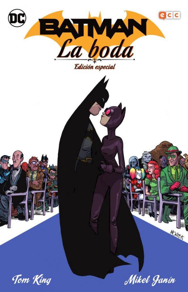 BATMAN: LA BODA (EDICIÓN ESPECIAL)