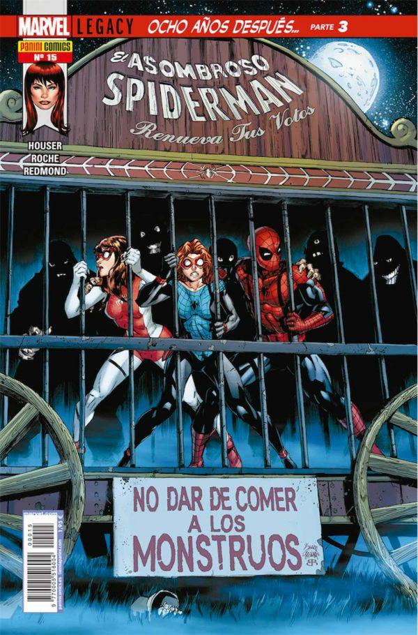 El Asombroso Spiderman: Renueva Tus Votos  15