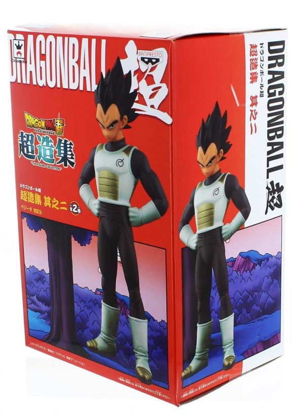 FIGURA VEGETA (DRAGON BALL SUPER) BANPRESTO