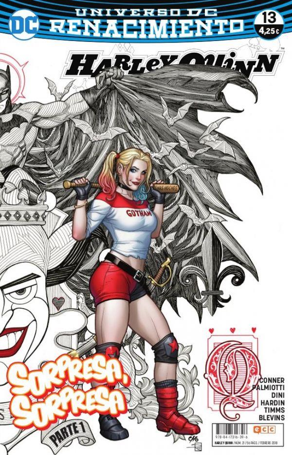 Harley Quinn núm. 13 (Renacimiento)