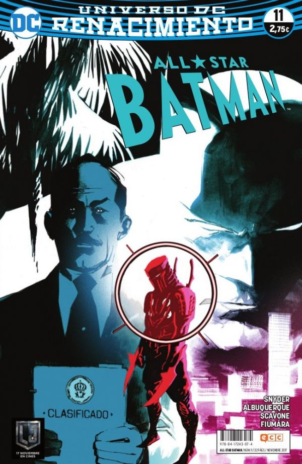 All-Star Batman núm. 11 (Renacimiento)