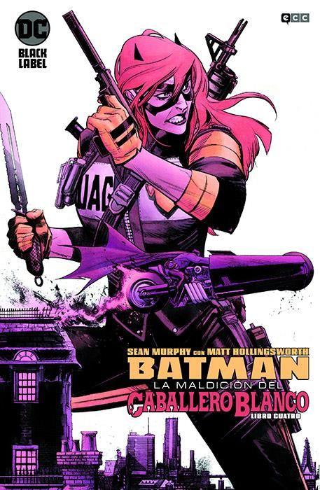 Batman: La maldición del Caballero Blanco 04 (de 8)