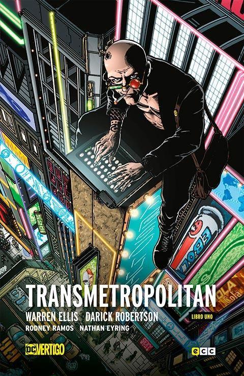 TRANSMETROPOLITAN 01