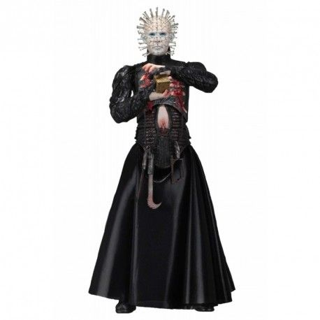 ULTIMATE PINHEAD FIGURA 18 CM SCALE ACTION FIGURE HELLRAISER