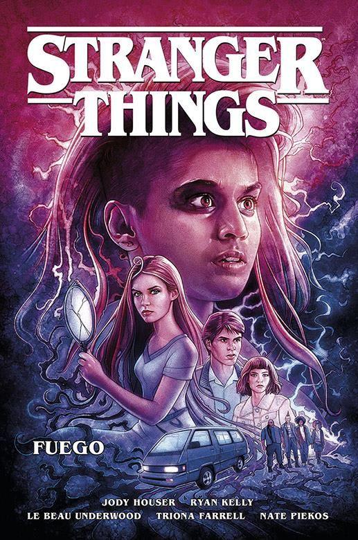STRANGER THINGS 03. FUEGO