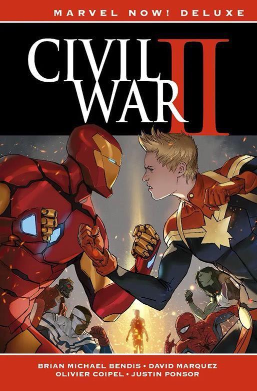 Civil War II (Cómic Marvel Now! Deluxe)
