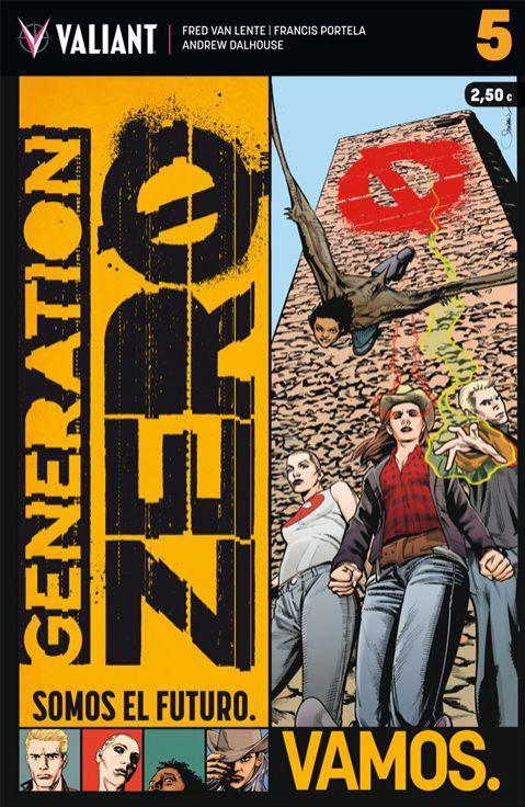 GENERATION ZERO 5
