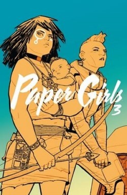 PAPER GIRLS 03 (TOMO)