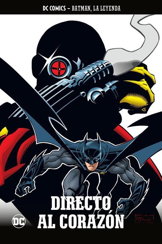 Batman, la leyenda 60: Directo al corazón Batman, la leyenda 60: Directo al corazón