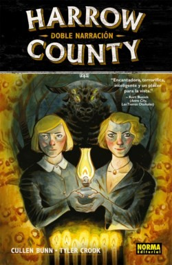 HARROW COUNTY 02