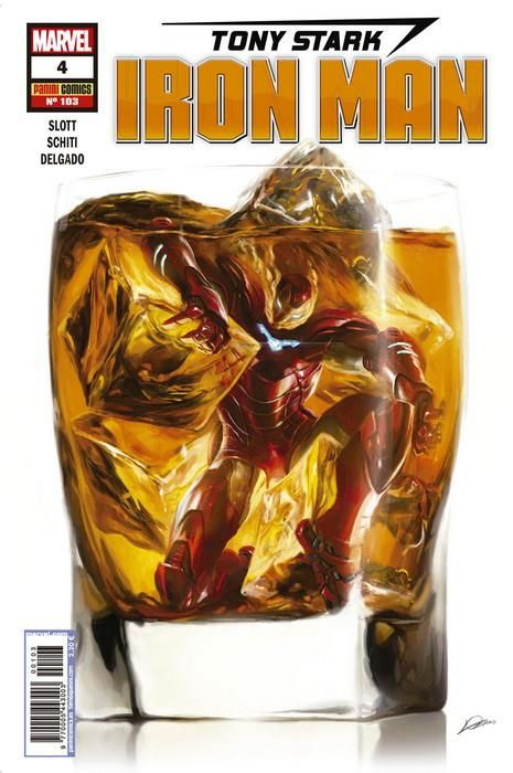 TONY STARK: IRON MAN 04 (103)
