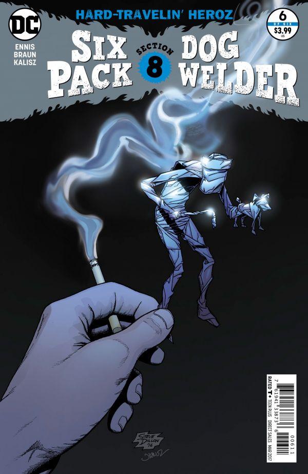 SIXPACK & DOGWELDER HARD-TRAVELIN HEROZ #6