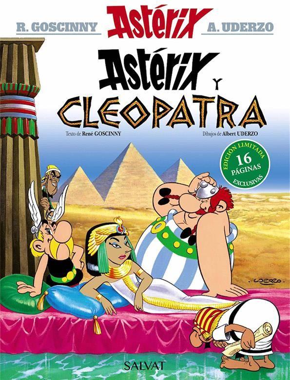 Astérix 06: Astérix y Cleopatra (Nueva edición)