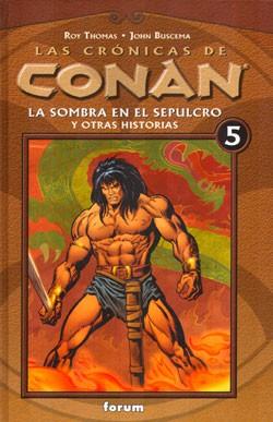 LAS CRÓNICAS DE CONAN 05