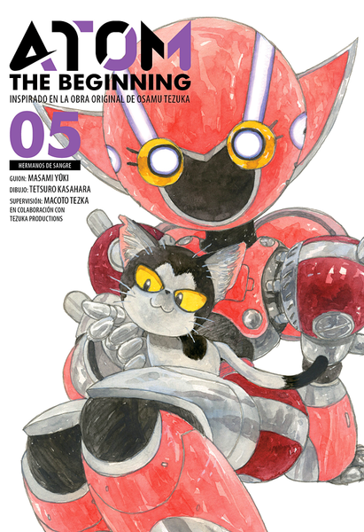 Atom: The Beginning 05