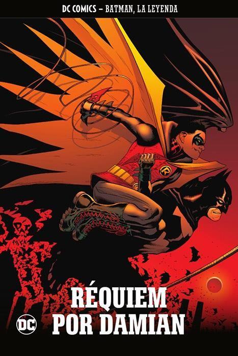 Batman, la leyenda 28: Requiem por Damian