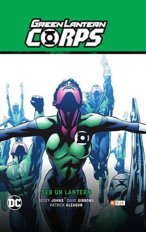 Green Lantern Corps vol. 02: Ser un Lantern