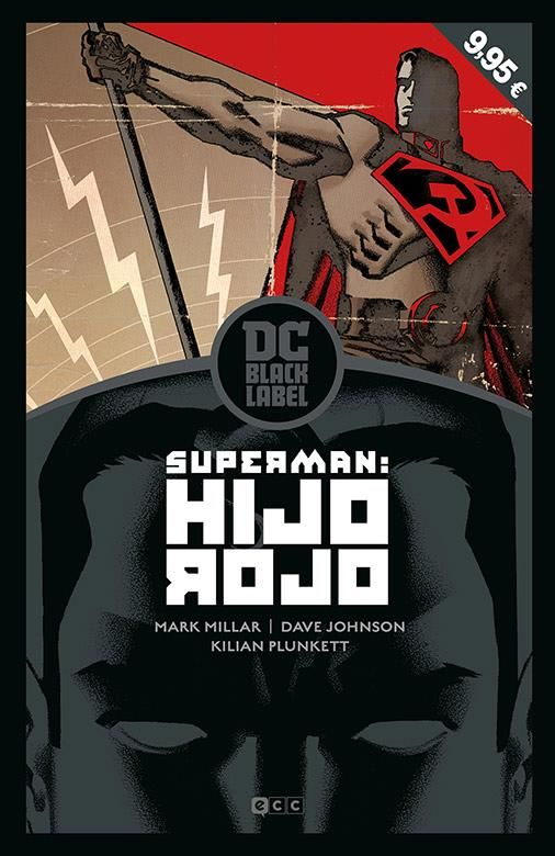Superman: Hijo Rojo (DC Black Label Pocket)