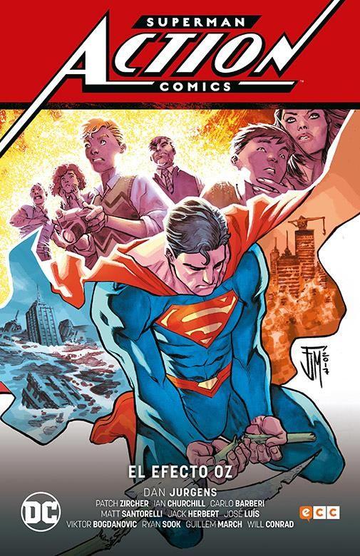 Superman: Action Comics vol. 03: El efecto Oz
