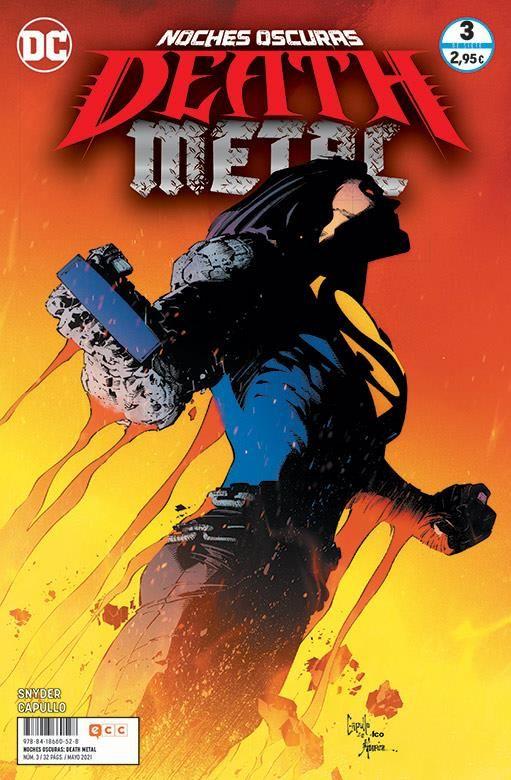 Noches oscuras: Death Metal 03 de 7