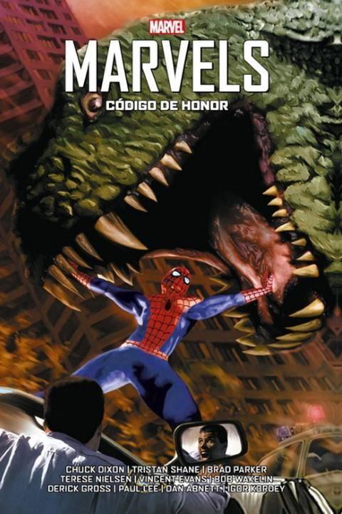 MARVELS: CÓDIGO DE HONOR